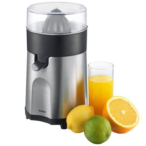 juicer citrus fruit juice extractor vonshef electric press premium 85w juicers volts enlarge