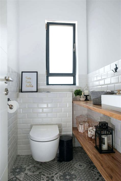 Downstairs Toilet Decorating Ideas Bathroom Toilet