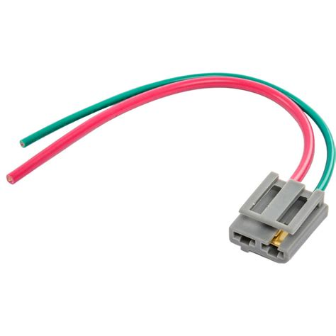 Wire Harnes Connector Pigtail by 1 Hei Distributor Wire Harness Pigtail Dual 12v