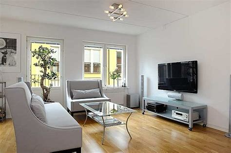 Modernes 2 Zimmer Appartement In Stockholm by Contemporary Apartment In Stockholm