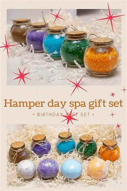 Gift Spa Hamper Birthday Basket Happy Teen