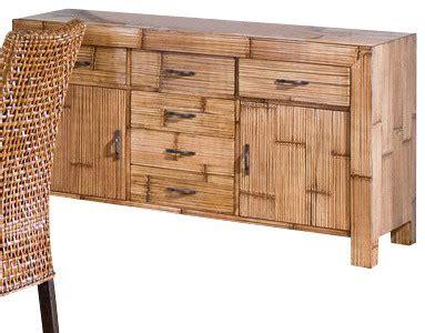 Wicker Sideboard by Pegasus Indoor Wicker Buffet Sideboard By Hospitality