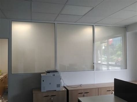 cloison de bureaux en verre mg miroiterie vitrerie
