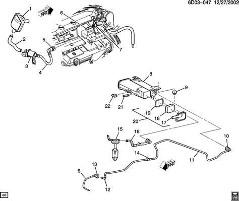 Vapor Can Solenoid Valve Location Cadillac Cts