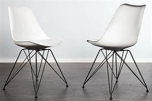 Moderne Stühle Esszimmer : designklassiker stuhl modern art esszimmer farbwahl st hle esszimmerstuhl ebay ~ Markanthonyermac.com Haus und Dekorationen