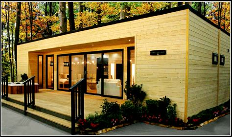 Modern Mobile Homes Design  Mobile Homes Ideas