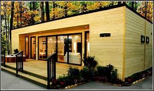 Modern Mobile Homes Design