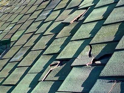 Hail Roof Tile Damage Clay Historical Evanston