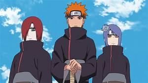 Naruto AMV - Nagato, Yahiko and Konan - Faded - YouTube