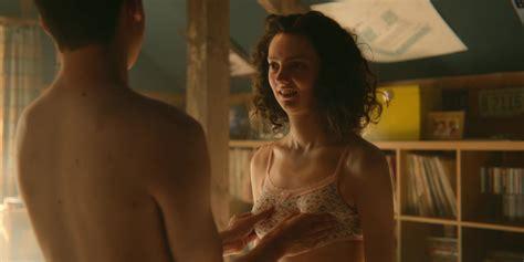 Nude Video Celebs Tanya Reynolds Sexy Sex Education