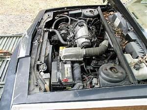 1985 Chrysler Lebaron Turbo Convertible Mark Cross  500  Md