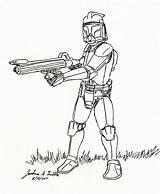 Clone Coloring Wars Trooper Printable Troopers Sheet Drawing Getcolorings Troo Getdrawings Characters sketch template