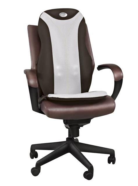 chaise de bureau massante siege massant un à domicile
