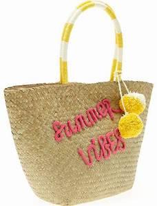 Sac En Paille Original : sac cabas en paille femme rose kiabi 9 00 ~ Melissatoandfro.com Idées de Décoration