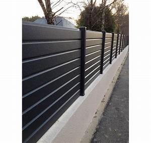 Fabricant de clôture PVC ILEO G Martin