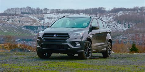 ford kuga glamour video ford authority