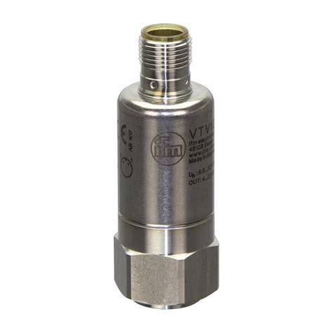Vibration Transmitter Ifm Electronic Vtv Automation