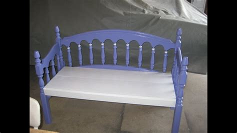 Bed Into Bench by Bed Frame Made Into A Bench For G Ma Sharon 0001 Wmv