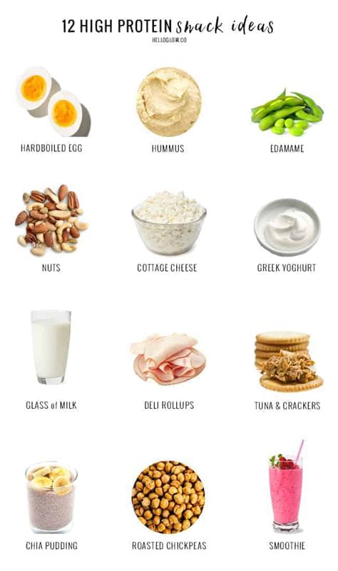 nutritionist shares    high protein snacks