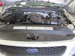 Used Parts 1997 Ford F150 Xlt 2wd 4 6l Winsor V8 Engine 4r70w Automatic