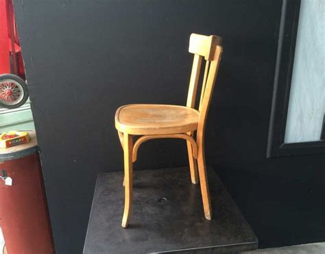 chaise baumann prix lot 30 chaises bistrot baumann ées 60
