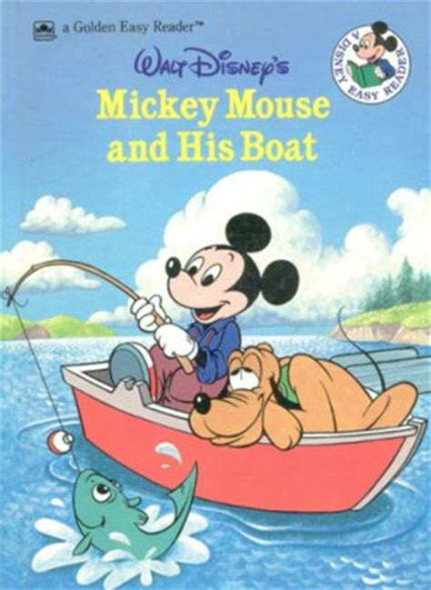 Mickey Mouse Boat by Mickey Mouse And His Boat Disney Wiki Fandom Powered