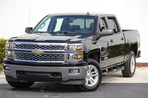 2015 Chevrolet Silverado 1500 Review And Photo Gallery