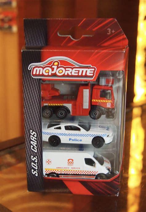 aussie vehicles   rescue  majorette toy hobby