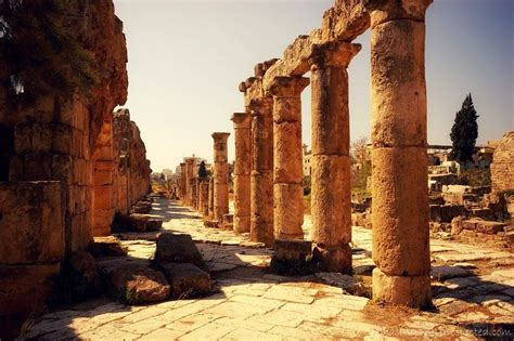 Lebanon's Ancient Ruins