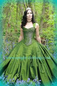 138 best woodland fairy costume ideas images on pinterest With forest green wedding dress