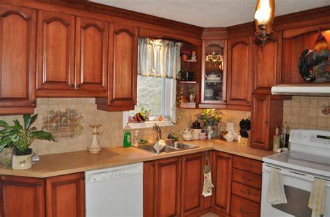 comptoir cuisine stratifié cuisine en érable teint et verni comptoir de stratifié ébénisterie s forcier