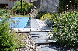 Photo D Amenagement Piscine : am nagement de piscine fl jardin paysagiste cr ateur ~ Premium-room.com Idées de Décoration