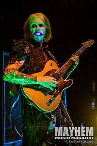 John 5 Photo Gallery 2017 - Mayhem Music Magazine