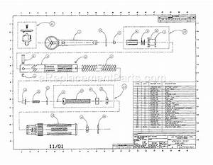 Craftsman 44594 Parts List And Diagram   Ereplacementparts Com