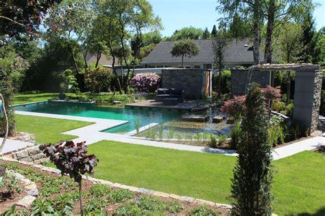 Schwimmteich, Poolbau, Gartengestaltung  Garten Bitters