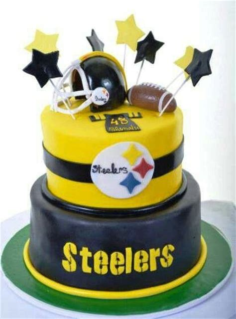 steelers birthday cake pittsburgh steeler birthday cake ideas and designs