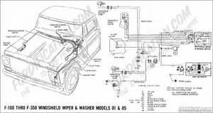 1967 F250 Horn Wiring Diagram
