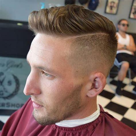 undercut fade mens hairstyles haircuts