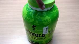 Musclepharm Arnold Schwarzenegger Iron Whey Protein Review