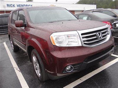 Sell Used Honda Pilot Ex-l Low Miles 4 Dr Suv Automatic
