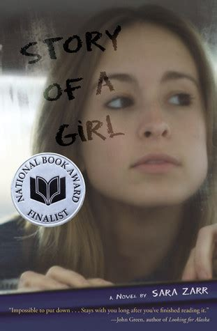 Book Review Story Of A Girl By Sara Zarr  The Reading
