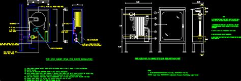 fire station dwg detail  autocad designs cad