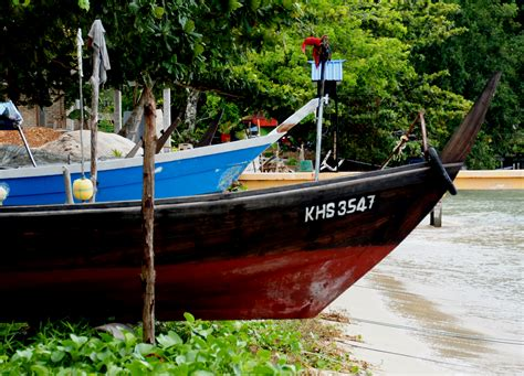 Boating License Malaysia by Free Images Canoe Vehicle Asia Sailboat Waterway