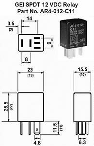 Replacement Relays