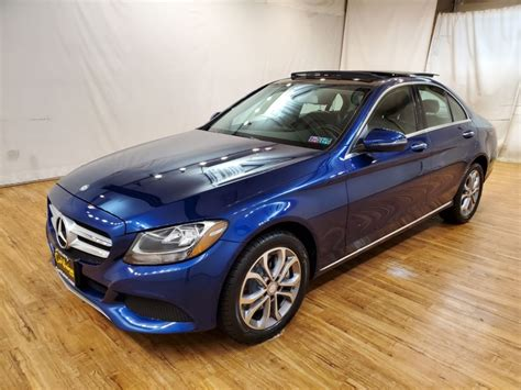 What will be your next ride? Pre-Owned 2017 Mercedes-Benz C-Class C 300 4MATIC® MEDIA SCREEN MOONROOF REAR CAMERA 4MATIC® 4D ...