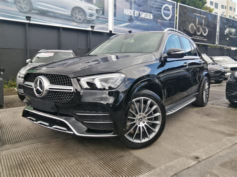Gle 450 gle 450 4matic suv package includes. Mercedes-Benz Clase GLE 450 4Matic AMG 2020 - OBB Motors