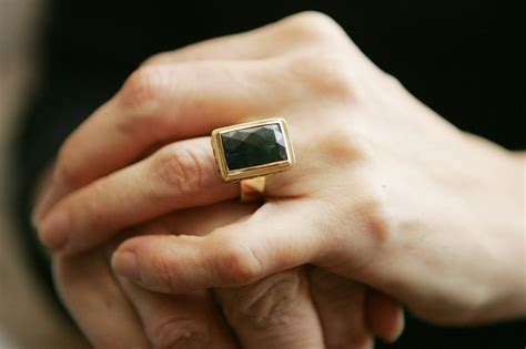 show us your unusual engagement ring the new york times