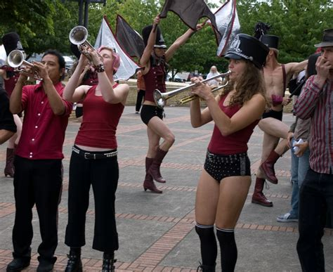 ongoing photo  tim bray extra action marching band