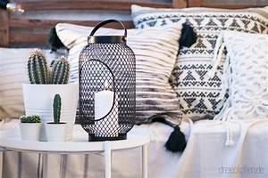 Deko Im Trend : 3 deko tipps f r den balkon so einfach geht der boho look dreieckchen lifestyle blog ~ Orissabook.com Haus und Dekorationen