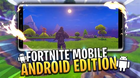fortnite mobile android release fortnite working